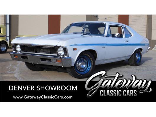 1969 Chevrolet Nova for sale in Englewood, Colorado 80112