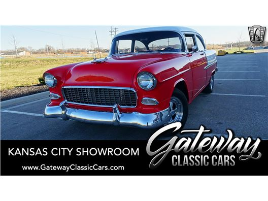 1955 Chevrolet Bel Air for sale in Olathe, Kansas 66061