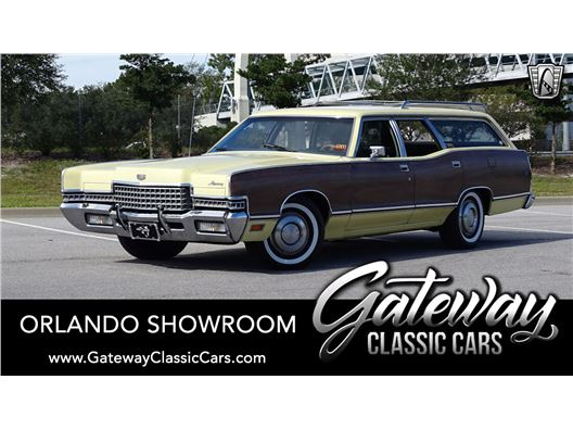 1972 Mercury Marquis for sale in Lake Mary, Florida 32746