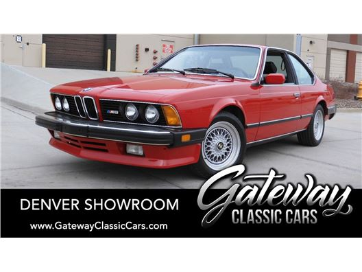 1987 BMW M6 for sale in Englewood, Colorado 80112