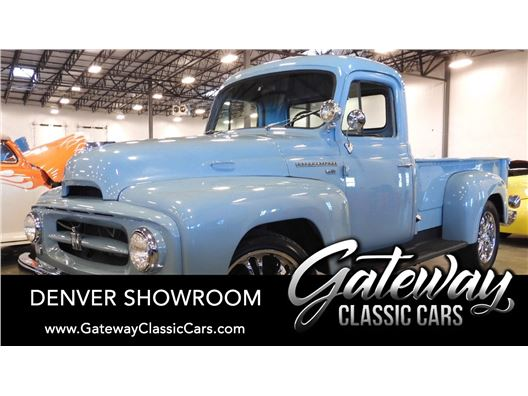 1955 International R-110 for sale in Englewood, Colorado 80112