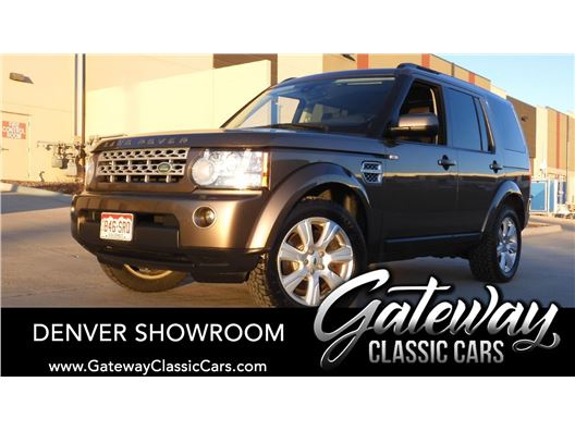 2013 Land Rover LR4 for sale in Englewood, Colorado 80112