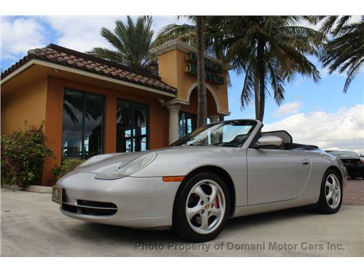 1999 Porsche 911 Carrera for sale on GoCars.org