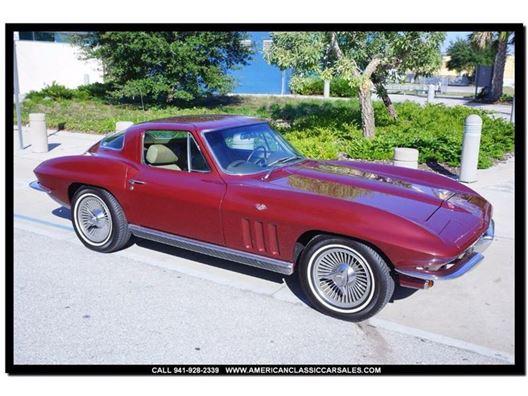 1966 Chevrolet Corvette for sale in Sarasota, Florida 34232