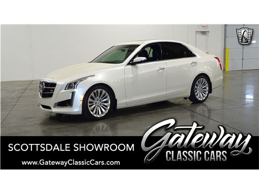 2014 Cadillac CTS for sale in Phoenix, Arizona 85027