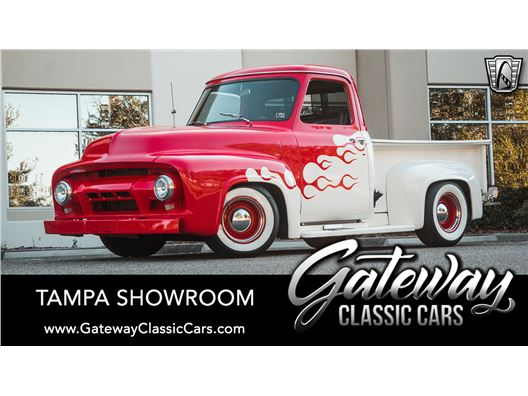 1954 Ford F100 for sale in Ruskin, Florida 33570