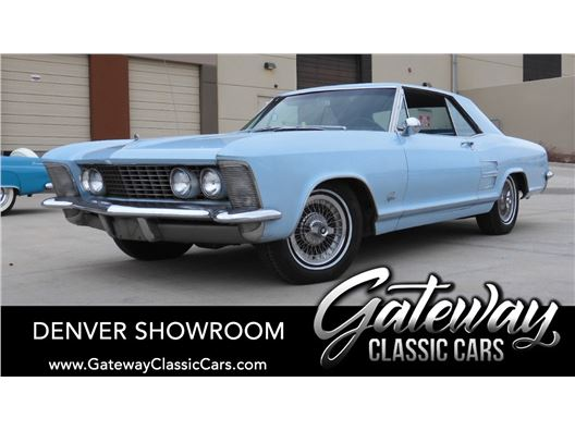 1964 Buick Riviera for sale in Englewood, Colorado 80112