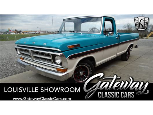 1971 Ford F100 for sale in Memphis, Indiana 47143