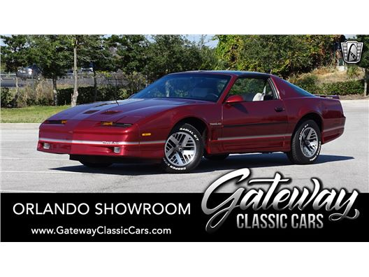 1986 Pontiac Trans Am for sale in Lake Mary, Florida 32746