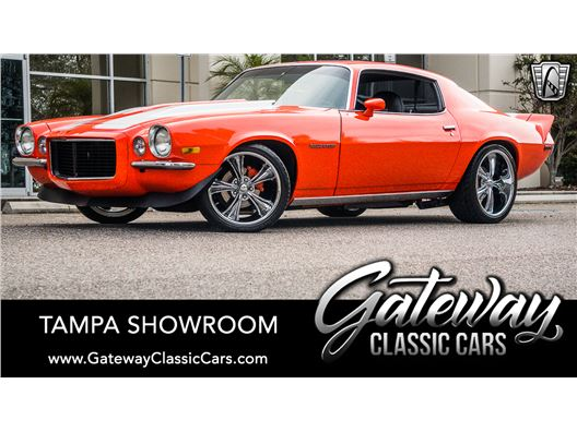 1971 Chevrolet Camaro for sale in Ruskin, Florida 33570