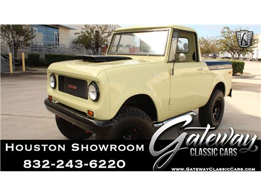 1965 International Scout 800 for sale in Houston, Texas 77090