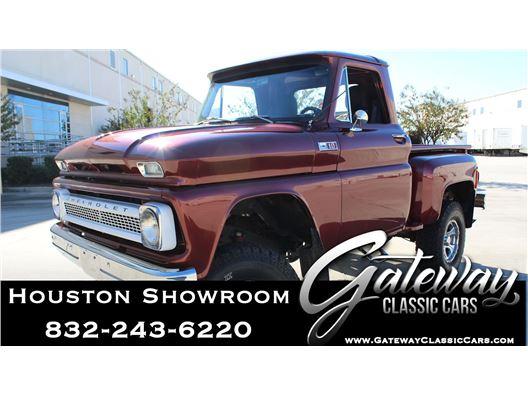 1965 Chevrolet K10 for sale in Houston, Texas 77090