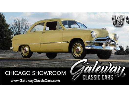 1950 Ford Custom for sale in Crete, Illinois 60417