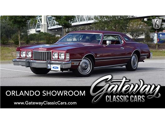 1975 Ford Thunderbird for sale in Lake Mary, Florida 32746