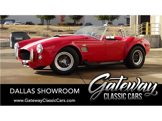 1966 Shelby Cobra for sale in DFW Airport, Texas 76051