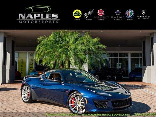 2020 Lotus Evora GT for sale in Naples, Florida 34104