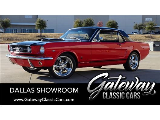 1965 Ford Mustang for sale in DFW Airport, Texas 76051
