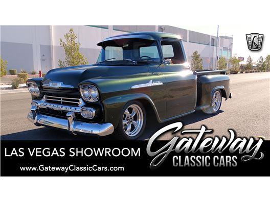 1958 Chevrolet Apache for sale in Las Vegas, Nevada 89118