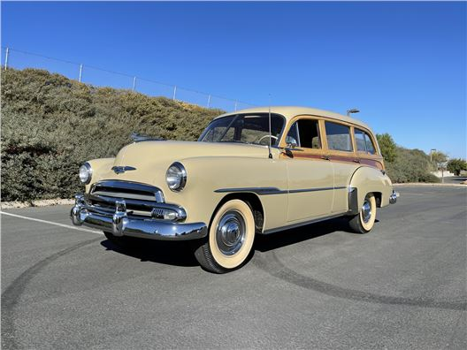 1951 Chevrolet Styleline for sale in Benicia, California 94510