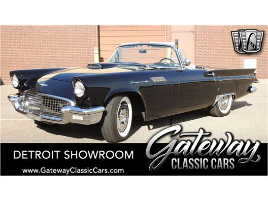 1957 Ford Thunderbird for sale in Dearborn, Michigan 48120