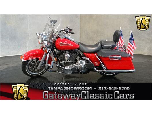2003 Harley-Davidson FLHRI SHRINE for sale in Ruskin, Florida 33570
