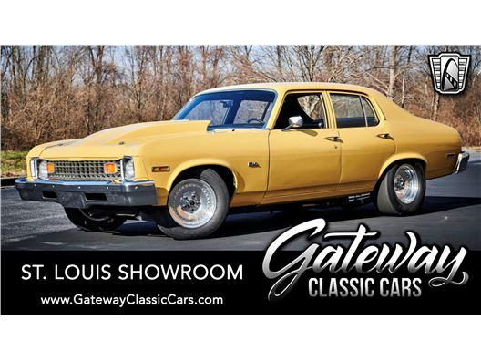 1973 Chevrolet Nova for sale in OFallon, Illinois 62269