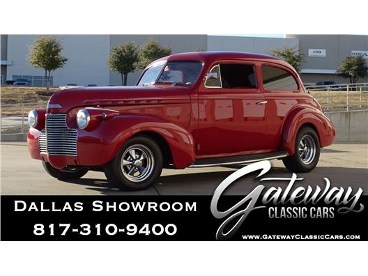 1940 Chevrolet Master Deluxe for sale in DFW Airport, Texas 76051
