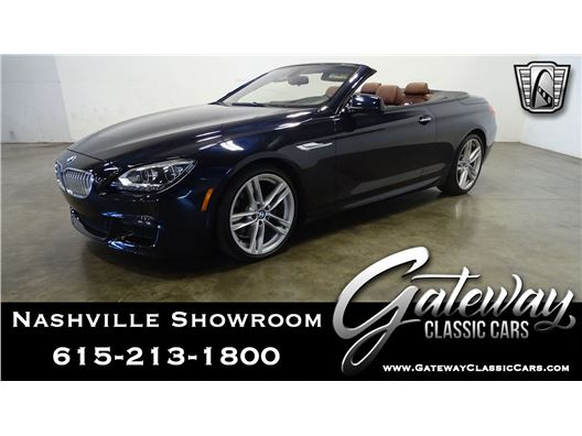 2013 BMW 650i for sale in La Vergne