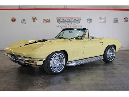 1967 Chevrolet Corvette for sale on GoCars.org