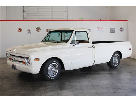 1968 Chevrolet C10 for sale on GoCars.org
