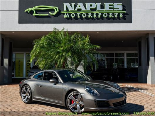 2017 Porsche 911 Carrera 4S for sale on GoCars.org