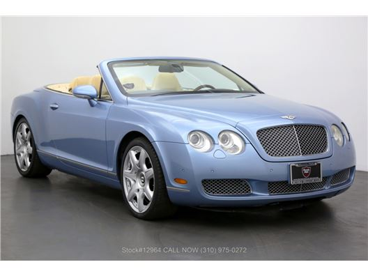 2008 Bentley Continental GTC for sale in Los Angeles, California 90063