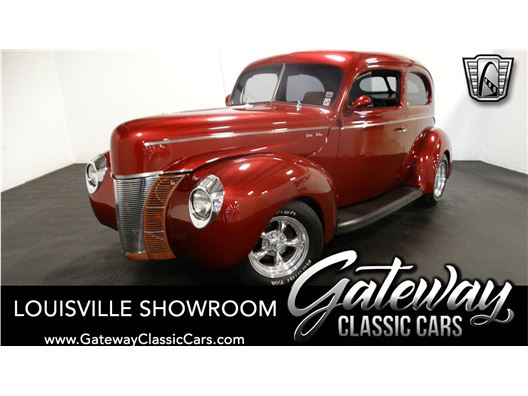 1940 Ford Deluxe for sale in Memphis, Indiana 47143