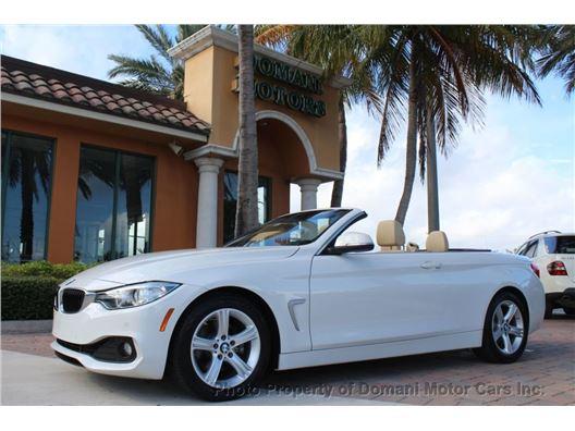 2015 BMW 4 Series for sale in Deerfield Beach, Florida 33441
