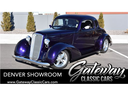 1935 Chevrolet Master Deluxe for sale in Englewood, Colorado 80112