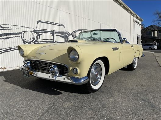 1956 Ford Thunderbird for sale in Pleasanton, California 94566