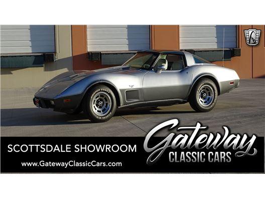 1978 Chevrolet Corvette for sale in Phoenix, Arizona 85027