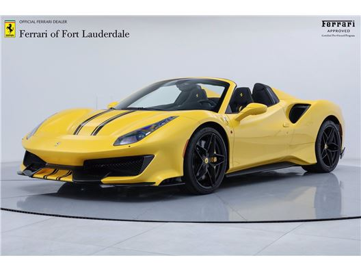 2020 Ferrari 488 Pista Spider for sale in Fort Lauderdale, Florida 33308