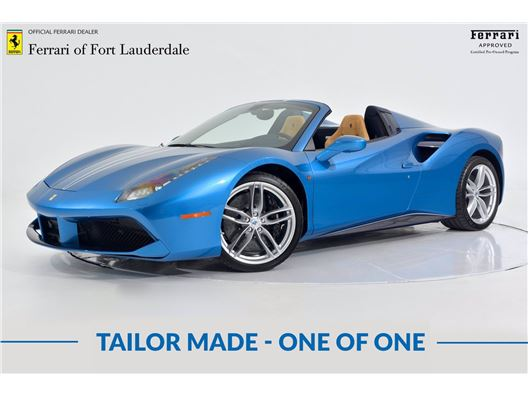 2019 Ferrari 488 Spider for sale in Fort Lauderdale, Florida 33308
