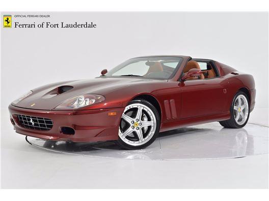 2005 Ferrari 575 SuperAmerica for sale in Fort Lauderdale, Florida 33308