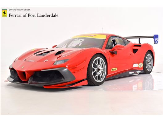 2016 Ferrari 488 CHALLENGE EVO for sale in Fort Lauderdale, Florida 33308