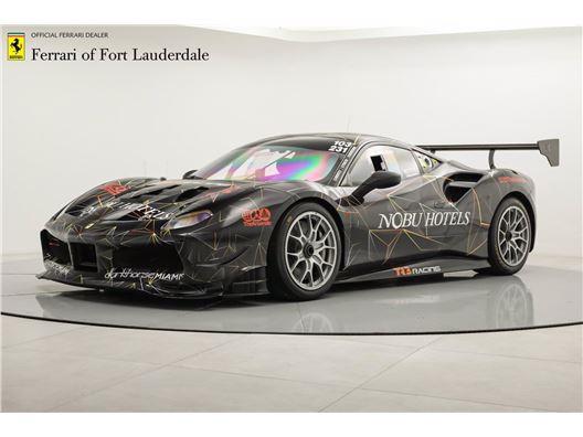 2018 Ferrari 488 Challenge for sale in Fort Lauderdale, Florida 33308