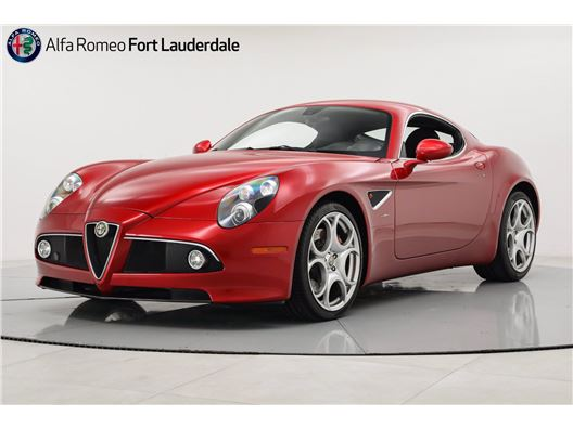 2008 Alfa Romeo 8C Competizione for sale in Fort Lauderdale, Florida 33308