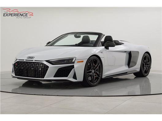 2020 Audi R8 Spyder for sale in Fort Lauderdale, Florida 33308