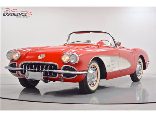 1959 Chevrolet Corvette for sale in Fort Lauderdale, Florida 33308
