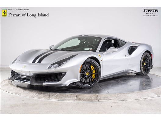 2020 Ferrari 488 Pista for sale in Fort Lauderdale, Florida 33308