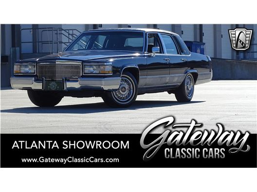 1992 Cadillac Brougham for sale in Alpharetta, Georgia 30005