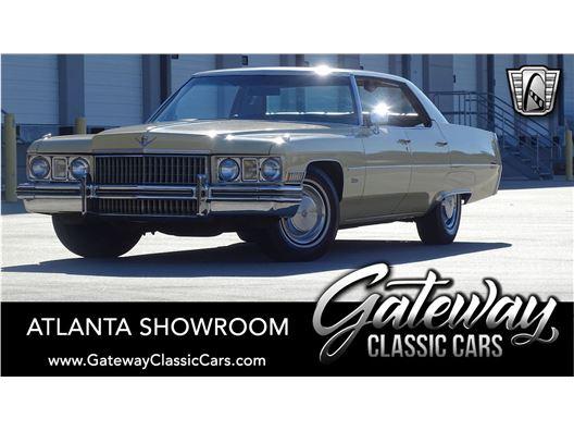 1973 Cadillac Calais for sale in Alpharetta, Georgia 30005