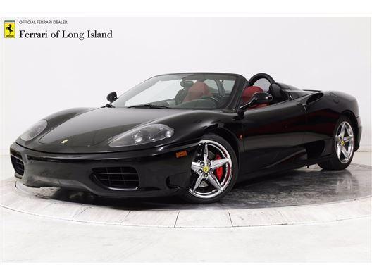 2002 Ferrari 360 Spider for sale in Fort Lauderdale, Florida 33308