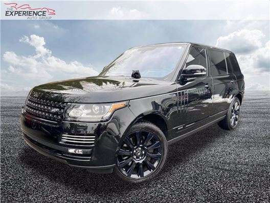 2016 Land Rover Range Rover for sale in Fort Lauderdale, Florida 33308